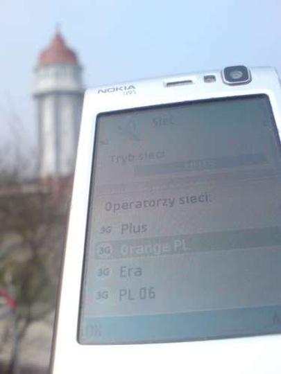 3G nareszcie w Ostrzeszowie, stare zdjęcia -