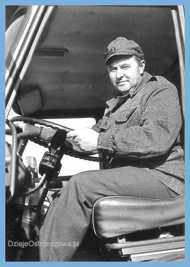24. 06. 1930 roku, czyli 90 lat temu urodził się Jan Treśka. Wielce zasłużony dl..., stare zdjęcia -