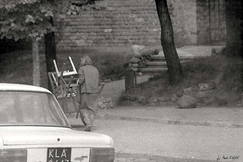 Rok 1977. Fot. Marek Dytfeld., stare zdjęcia -